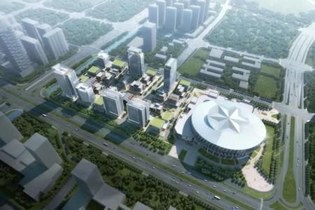 南京启迪国际冰雪科技城及新金融中心一期方案公示