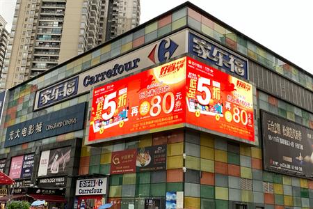 苏宁家乐福发力线上渠道,周年庆掀起购物狂潮