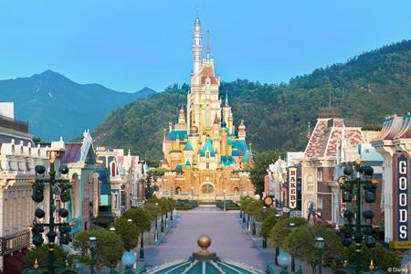 香港政府表示不会延长迪士尼乐园购买扩建土地的认购权