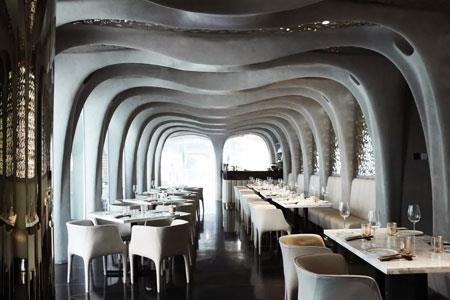 空间设计|Casa Talia Restaurant 生命之花
