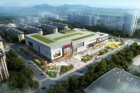 北京延庆万达广场9月30日开业