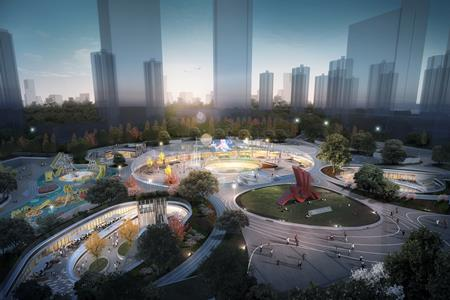 做城市级艺术商业 东原The Oval与重庆的协同进化