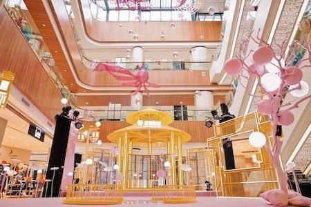 杭州第10座银泰百货亮相之江 开业率超96%