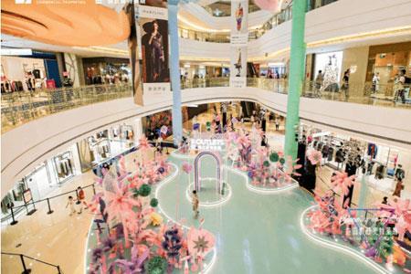 2020年8月全国开业购物中心15个、145万㎡,创四年来新低!