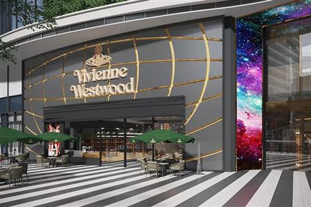 Vivienne Westwood成都首店开业 蓉城迎来朋克潮流