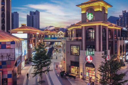 开业一年,三盛i33城市广场如何丰富一公里生活圈?