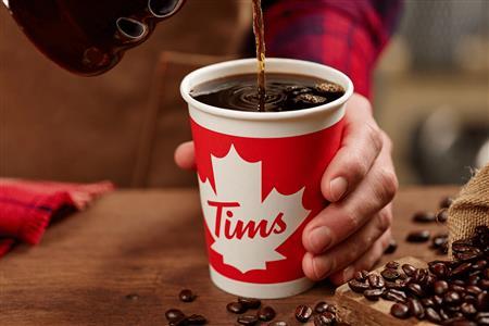 Tims咖啡成都首店今日于成都万象城开业