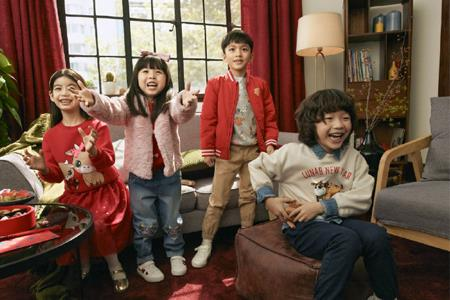 H&M联手Lee推出可持续童装产品 预计1月28日发布