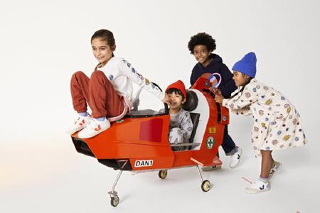 H&M集团旗下品牌Arket推出童装租赁服务