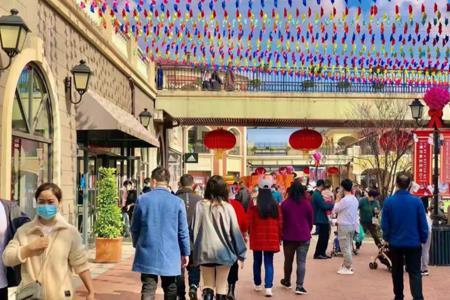 首创奥莱全国13店春节销售超8亿 北京、万宁项目破1亿