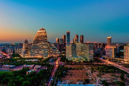 """北京今年推动地铁站周边建设71个""""城市活力微中心"""""""