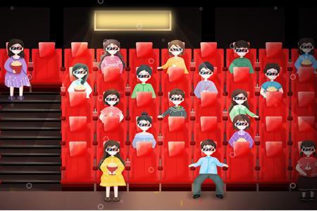 文旅部:低风险地区剧院、娱乐场所等接待人数取消统一限制