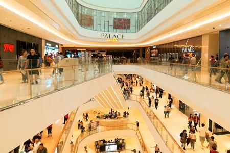 2月购物中心运营商TOP20报告:项目销售客流双升