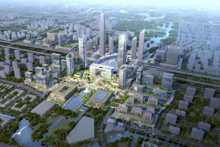 杭州第一高楼底价拍出