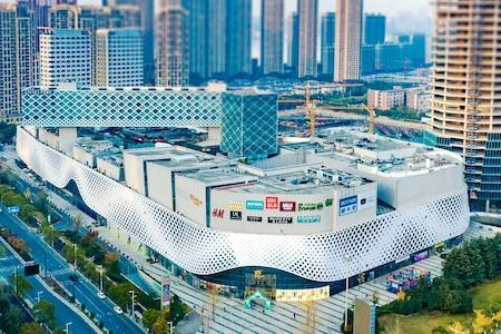 宝龙商业2021年将开22个项目