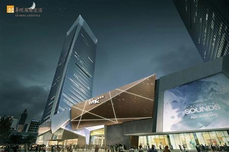 华润华北首个轻资产项目落地