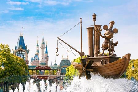 加州迪士尼乐园将于4月30日重新开放 已闭园超过400天