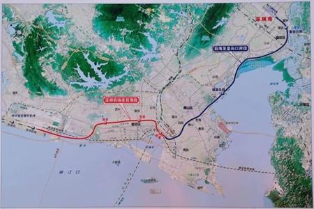 深圳发布综合交通十四五规划,深莞惠互连落实提速