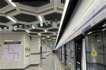 地铁2号线正式开通 贵阳进入双地铁时代