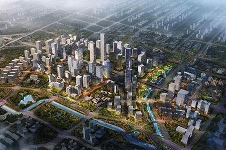 北京丰台区丽泽金融商务区规划综合实施方案公示