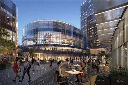 """香港信德联合陆家嘴集团开发""""前滩31"""" 预计2023年4月开业"""