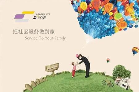 彩生活委任吴庆斌为公司副主席 年薪1元