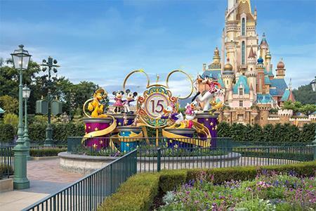 香港迪士尼全年净亏27亿港元