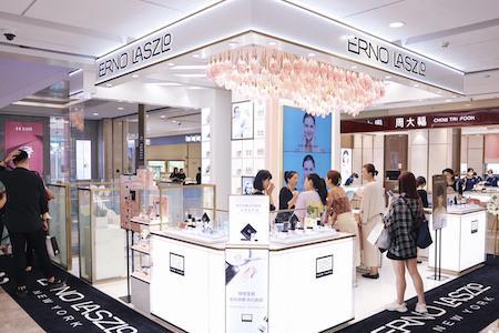端午连着618节日消费热情高,银泰百货引入奥伦纳素等近百个知名品牌