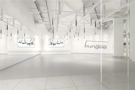 华南首家Jumplify室内蹦极空降深圳来福士广场,6月13日开业