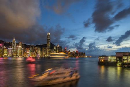 香港中环新海滨3号商业地王至少收到长实等六份标书
