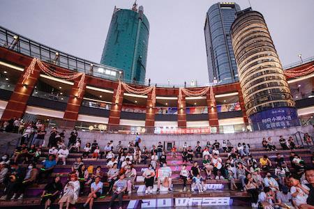 """上海九六广场加码""""夜间经济"""",打造""""平行宇宙""""夏季主题活动"""