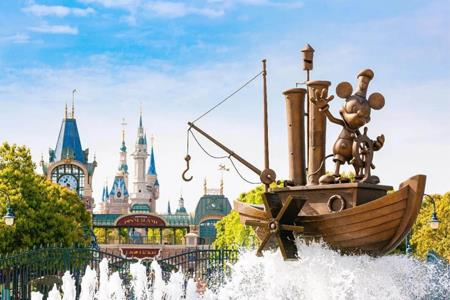 迪士尼董事长减持约50%股份 套现近亿美元