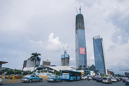 东莞南城国际商务区55亿挂牌1宗商住地 总面积14.41万㎡