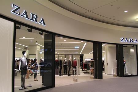 Zara品牌价值下滑逾23%至112亿欧元