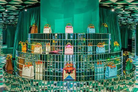 Gucci线上开网店,内地奢侈品市场竞争更加激烈