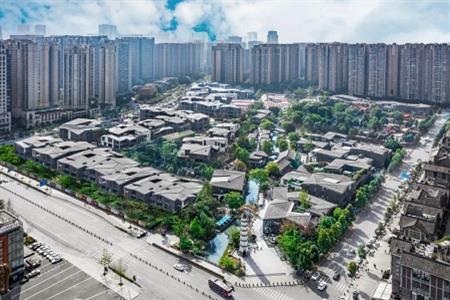 """""""城南太古里""""铁像寺水街二期项目明年3月开街"""