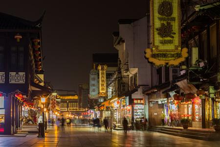 江苏知名特色商业街区盘点,未来发展值得期待
