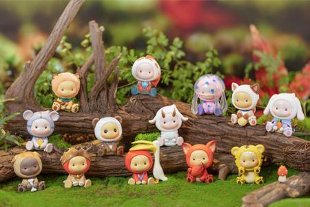 潮玩品牌ToyCity完成近亿元A+轮融资 2021年销量预计增长10倍