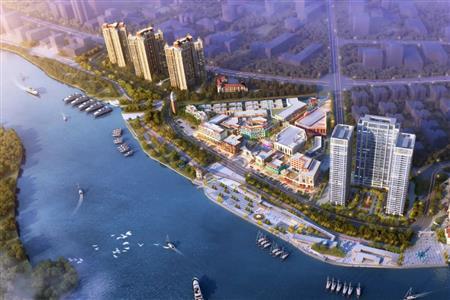佛山澳门城预计2022年7月试营业 大三巴、官也街等都来了