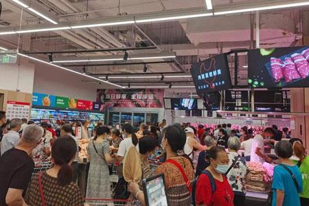 永辉两天开4店,永辉仓储全国门店已达50余家