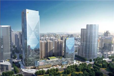 时隔12年天河北商圈迎新MALL,广州ICC环贸天地开业剧透!