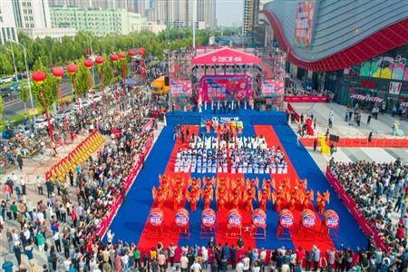 任丘万达广场9月17日盛大开业!塑造城市商业新名片