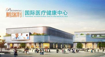 鹏瑞利-国际医疗健康中心