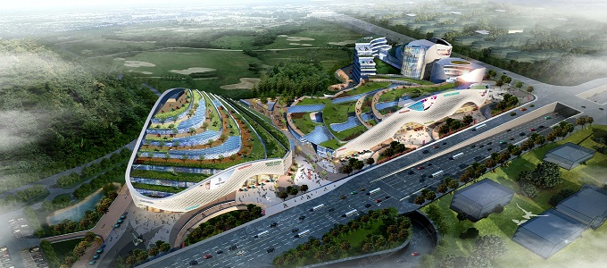 赢商品鉴之中铁摩都项目:贵州首个城市文旅综合体