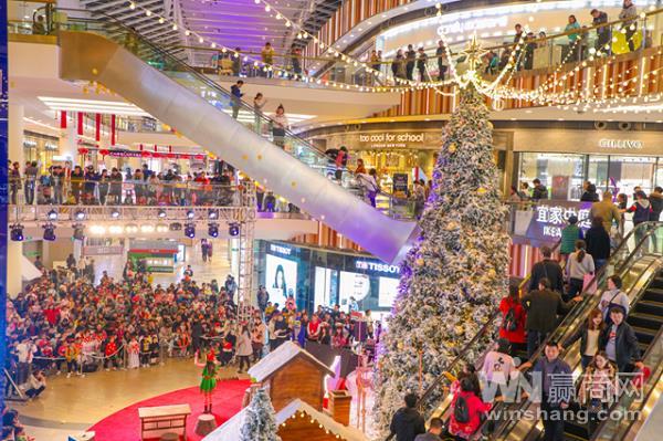 倾力打造童趣IP 荟聚中心再现经典开启圣诞狂欢季