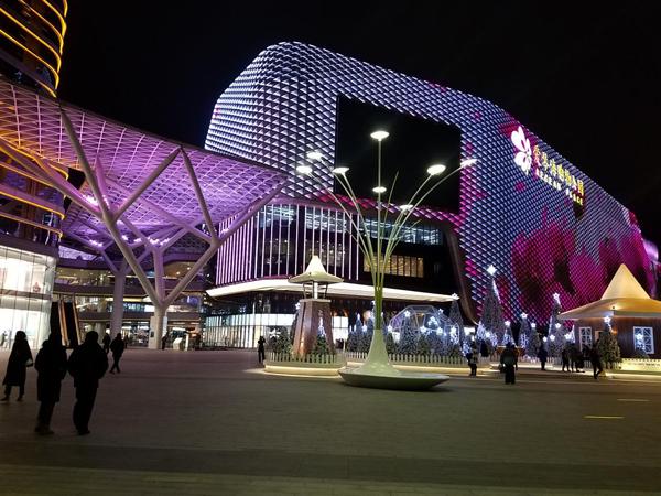 上海爱琴海购物公园一周年:开业率近90% 海底捞等品牌将进驻